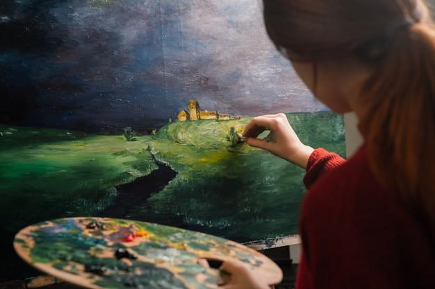 ศิลปะช่วยฝึกให้สมาธิของเราดียิ่งขึ้น