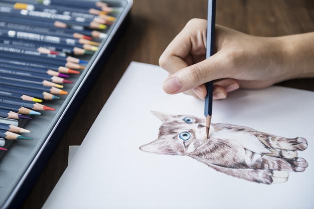 ศิลปะทำให้เราเป็นคนที่ขยันแล้วมีสติมากขึ้น